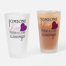 Someone I Love.... Drinking Glass