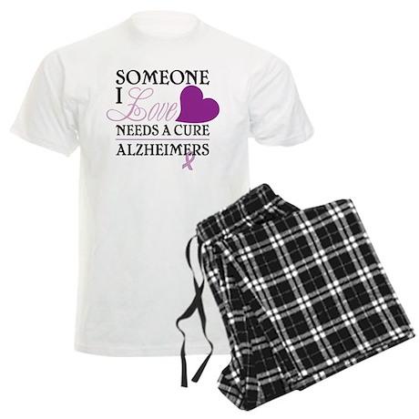 Someone I Love.... Men's Light Pajamas