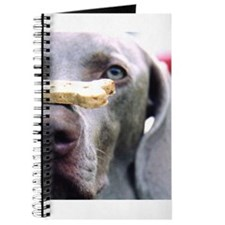 Unique Weimaraner Journal