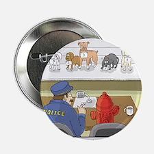 """Dog Lineup 2.25"""" Button"""