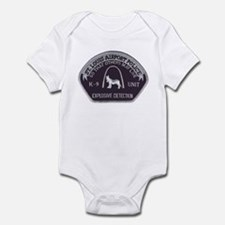 St. Louis Airport K9 Infant Bodysuit