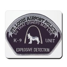 St. Louis Airport K9 Mousepad