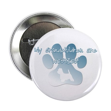 "Westie Grandchildren 2.25"" Button (10 pack)"