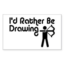 Funny Archery Decal