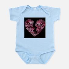 GTLB Infant Bodysuit