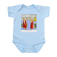 Buddhist Compliment Infant Bodysuit