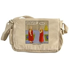 Buddhist Compliment Messenger Bag