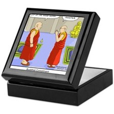 Buddhist Compliment Keepsake Box