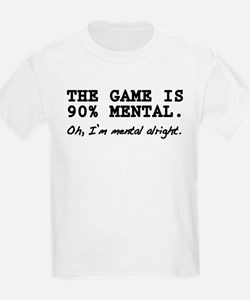 """Mental Game"" T-Shirt"