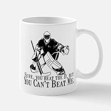 """Can't Beat Me"" Mug"
