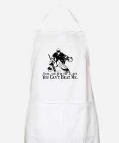 """""""Can't Beat Me"""" Apron"""