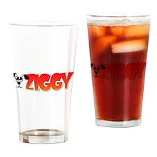 Ziggy's Logo Drinking Glass