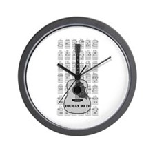 G and C 01 Wall Clock