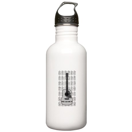 G and C 01 Stainless Water Bottle 1.0L