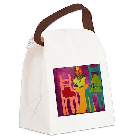 Chairs.jpg Canvas Lunch Bag