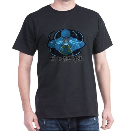 Mr Creepy Pasta Dark T-Shirt