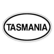 Tasmania Decal