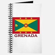 Grenada Flag Stuff Journal