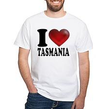 I Heart Tasmania Shirt