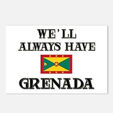 We Will Always Have Grenada Postcards (Package of