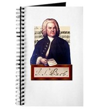 Johan Sebastian Bach Journal