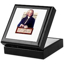 Johan Sebastian Bach Keepsake Box