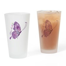 Lupus In Coor Drinking Glass