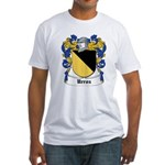 Urroz Coat of Arms Fitted T-Shirt