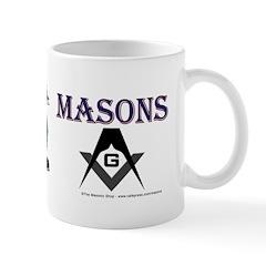 Eye Dig Masons! Mug