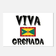 Viva Grenada Postcards (Package of 8)