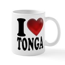 I Heart Tonga Mug
