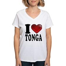 I Heart Tonga Shirt
