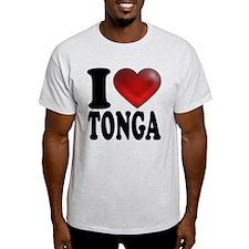 I Heart Tonga T-Shirt
