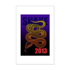 2013snake2 Posters