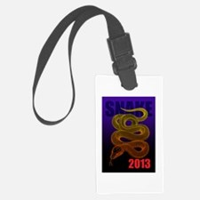 2013snake2 Luggage Tag