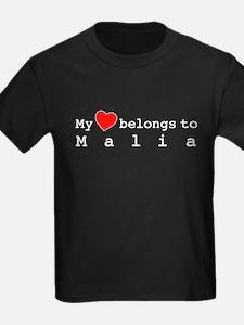 My Heart Belongs To Malia T