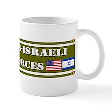 Support US-Israel Defense Forces Small Mug