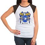 Salvador Coat of Arms Women's Cap Sleeve T-Shirt