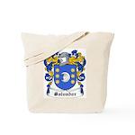 Salvador Coat of Arms Tote Bag