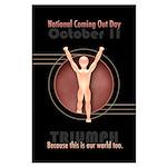 NCOD Triumph Large Poster