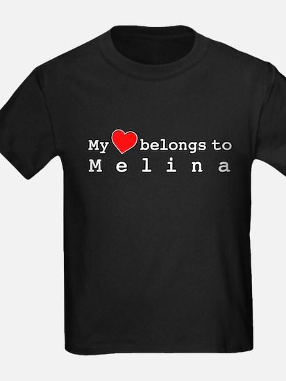 My Heart Belongs To Melina T