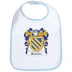 Rosado Coat of Arms Bib