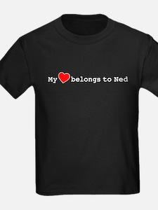 My Heart Belongs To Ned T