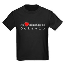 My Heart Belongs To Octavio T
