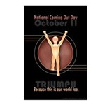 NCOD Triumph Postcards (Package of 8)