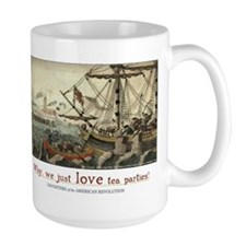 bostonteaparty_wdcooper_1789 Mugs