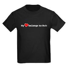 My Heart Belongs To Rob T