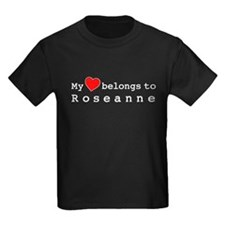 My Heart Belongs To Roseanne T