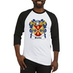 Rivilla Coat of Arms Baseball Jersey