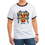 Rivilla Coat of Arms Ringer T